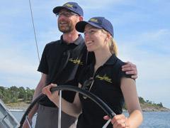 Kontakt - Yachtcharter Schweden, mitsegeln Stockholmer Schären
